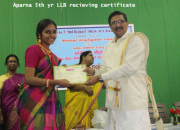 Director issuing Certificates