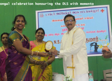 Honoring the Director with Momento