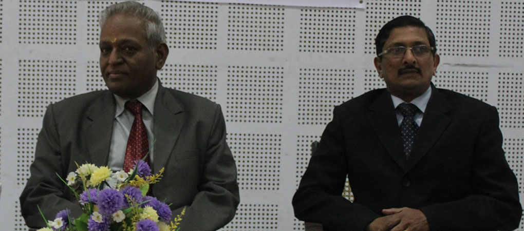 Director with Hon'ble Mr.Justice R.S.Ramanathan.
