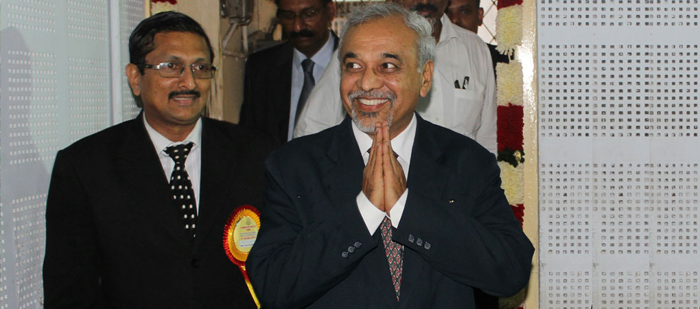 Director with Hon'ble Mr.Justice G.M.Akbar Ali