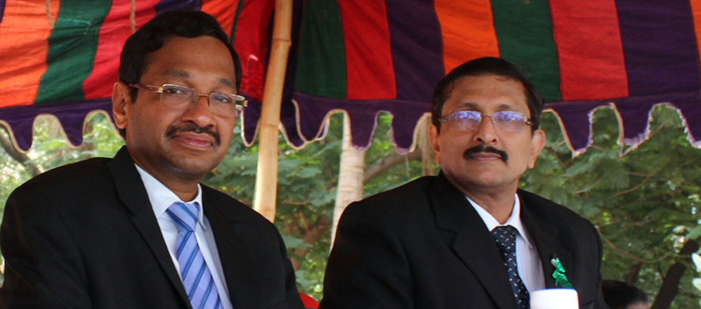 Director with Hon'ble Mr.Justice M.M.Sundaresh.
